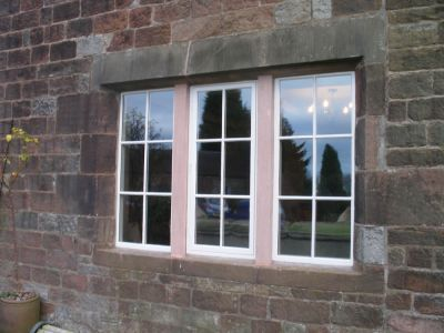 Renovated Mullion Window