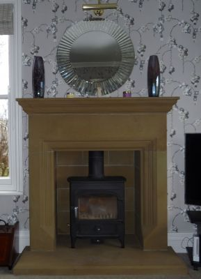 Bespoke Fireplace