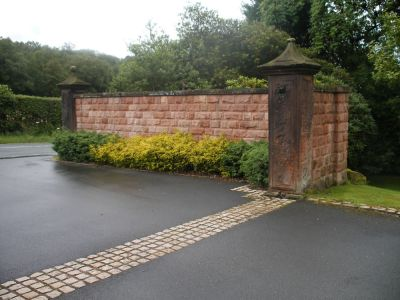 Bridestone Entrance